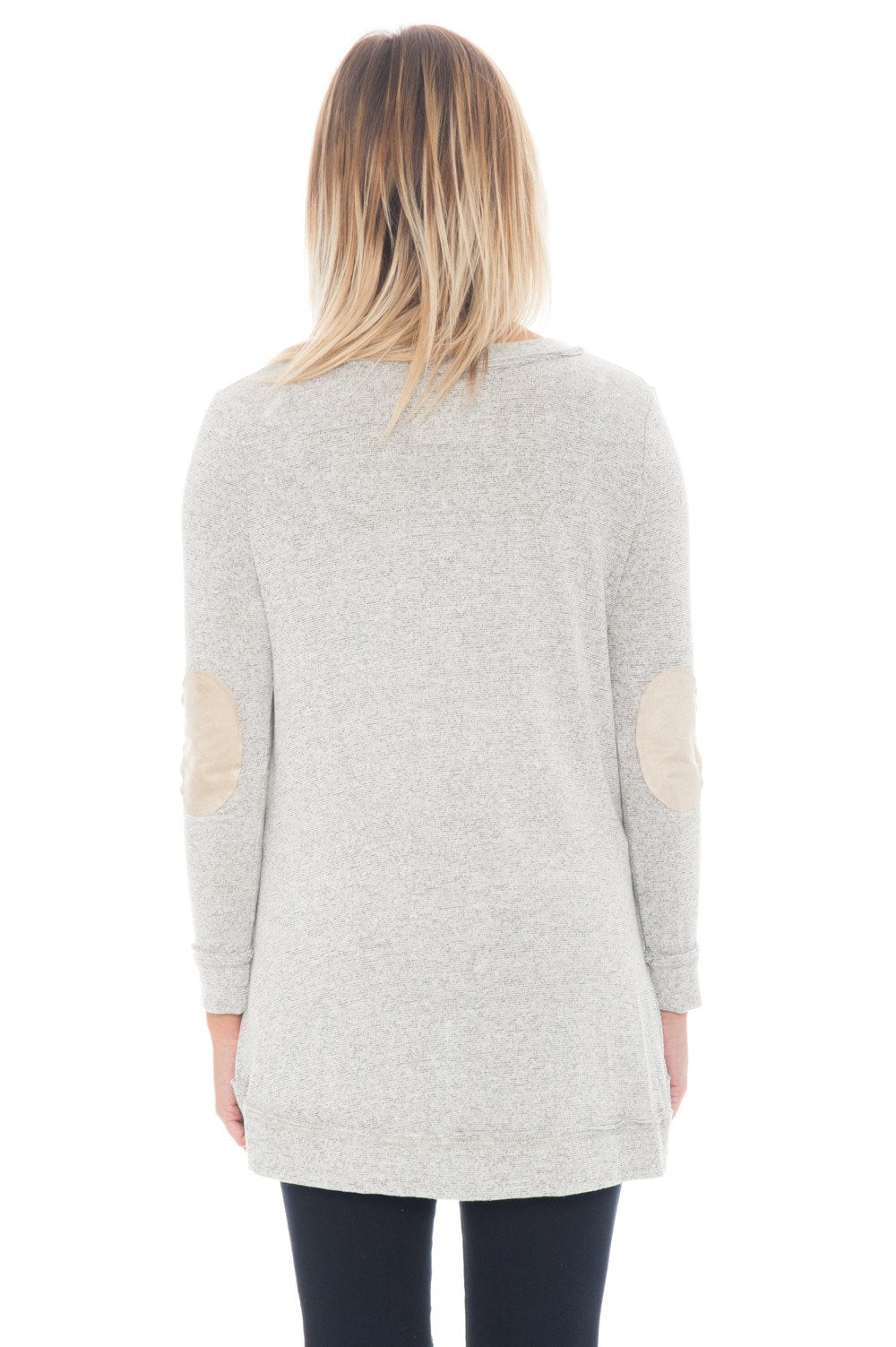 Tunic - Suede Elbow - 3