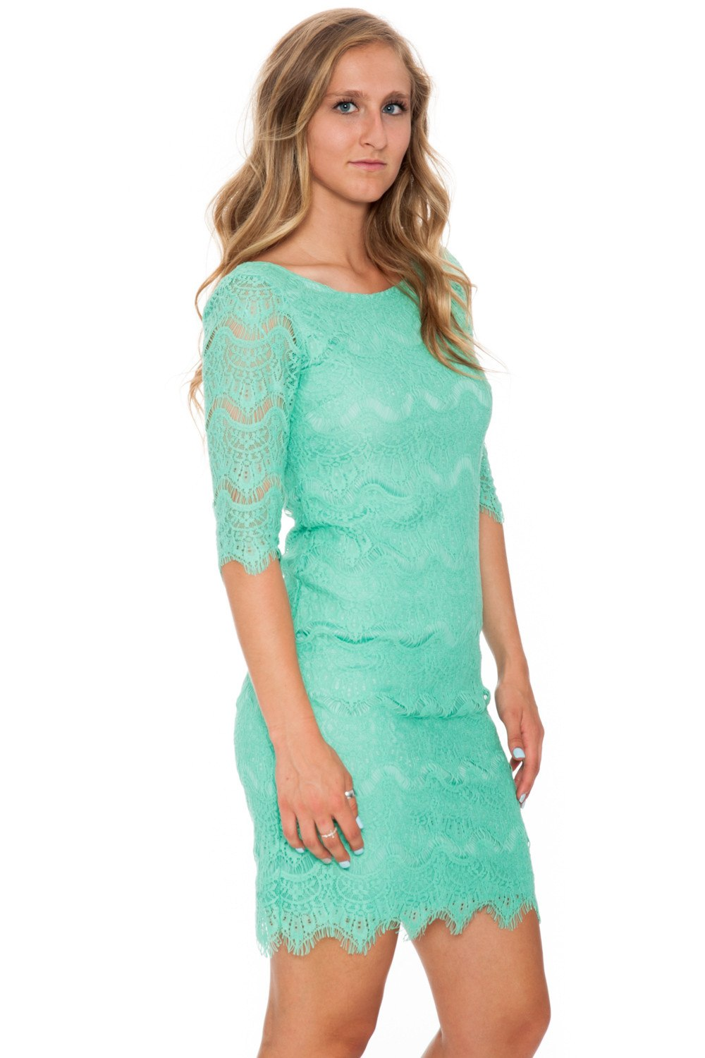 Dress - Sweet Lace - 2
