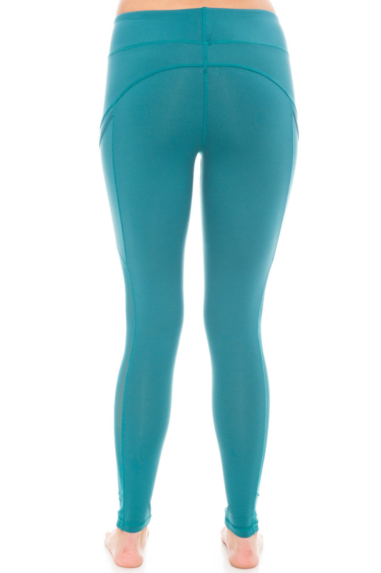 Legging - Side Mesh by Motion by Coalition