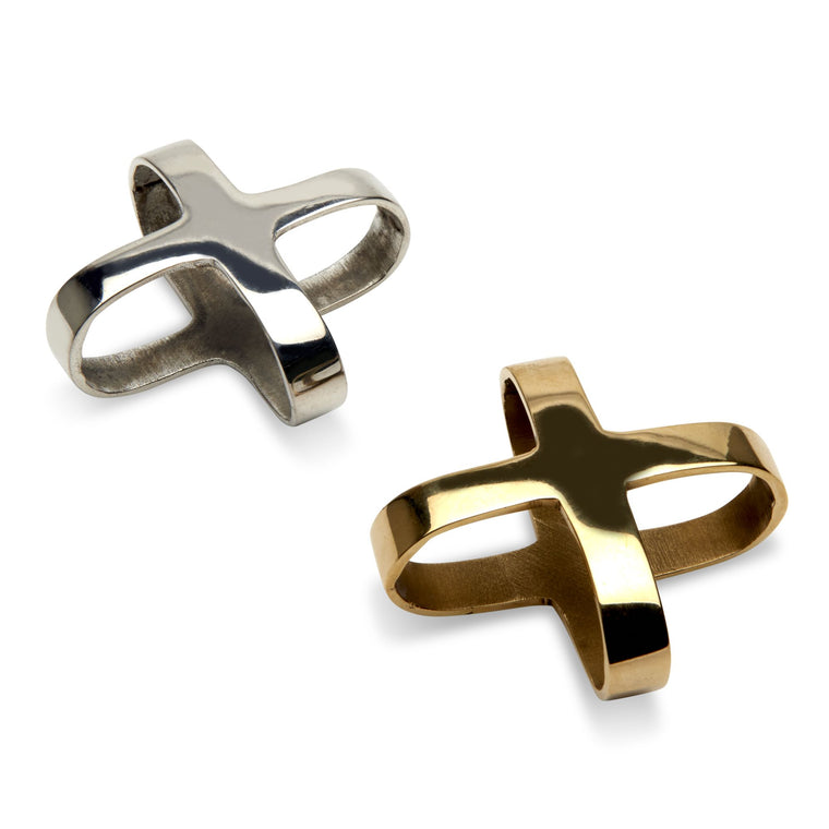 Cross Napkin Ring