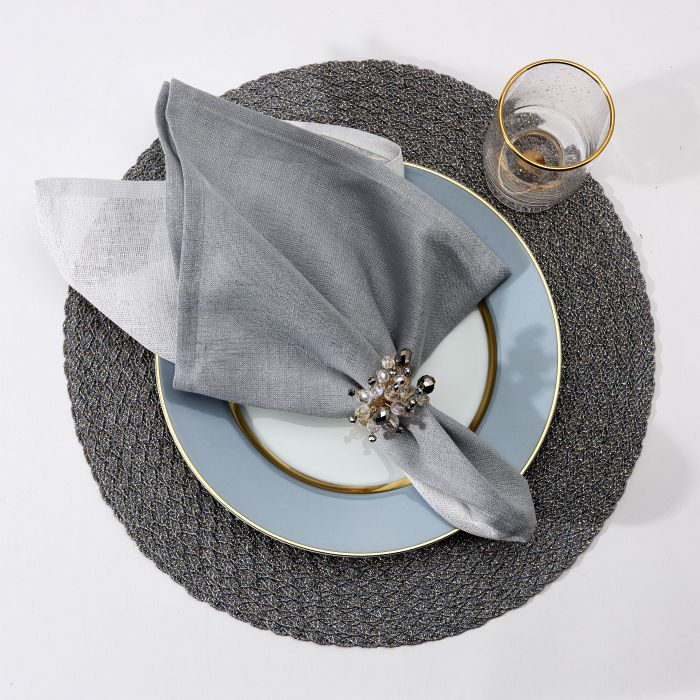 Chandelier Spray Napkin Ring