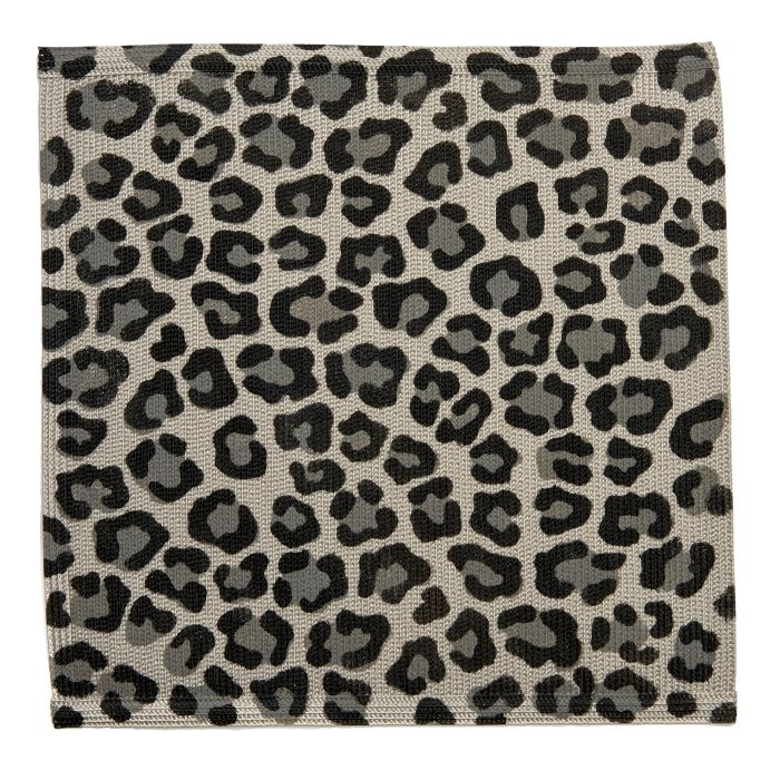 "Mod Animal Print 15"" Square Placemat"