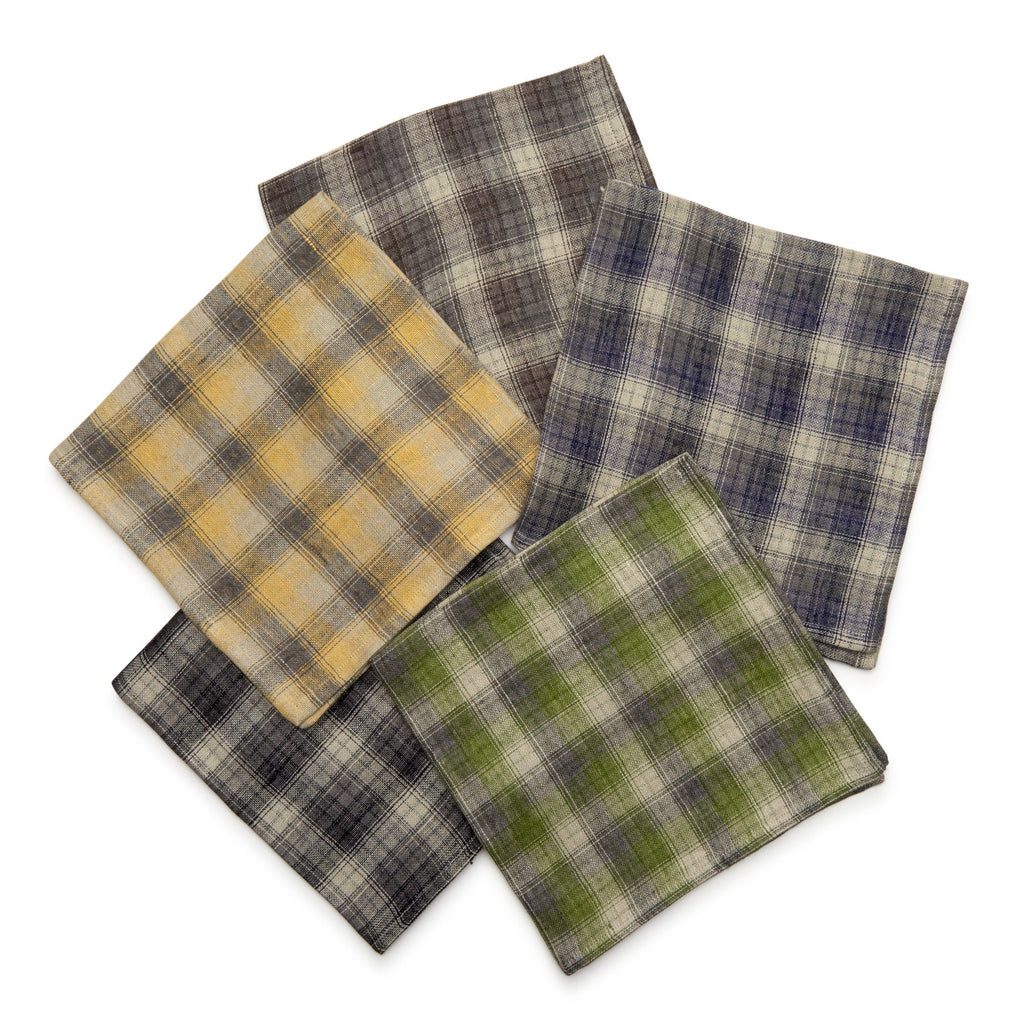 Reversible Check Napkin