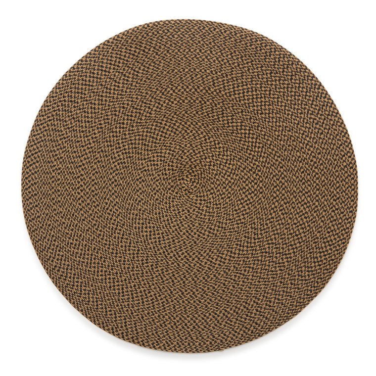 "15"" Round Twill Placemat"