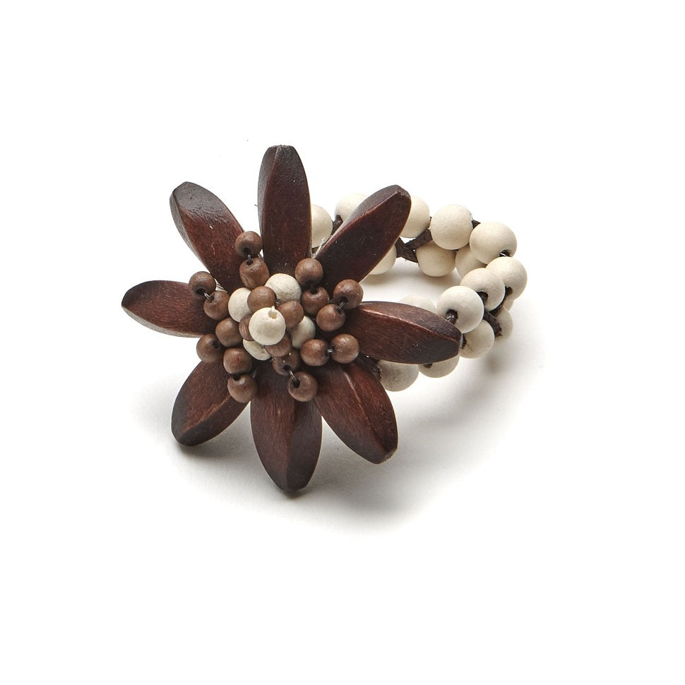 Ebony Wood Flower