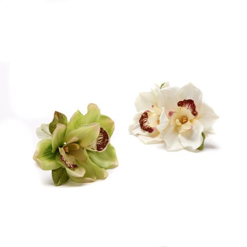 New Orchid Napkin Ring