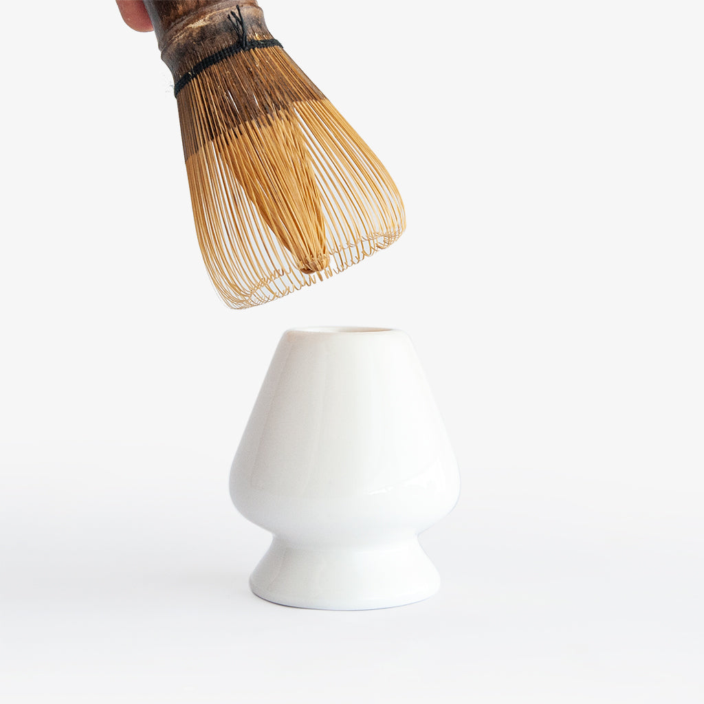 Handmade Whisk Holder (Chasen Naoshi)