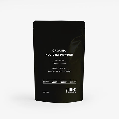 NEW! Organic Hojicha Powder - 100g or 1KG