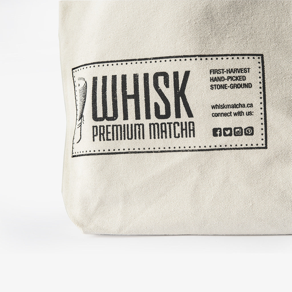 Whisk Concept Natural Canvas Tote
