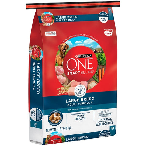 Purina ONE SmartBlend Large Breed Adult Dry Dog Food