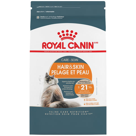 Royal Canin Feline Care Nutrition Hair And Skin Dry Cat Food