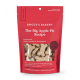 Bocce's Bakery The Big Apple Pie All Natural Dog Biscuits