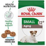 Royal Canin  Size Health Nutrition Small Breed Aging Care +12 Dry Dog Food