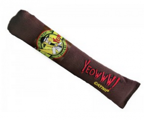 Yeowww! Cigar Catnip Cat Toy