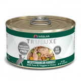 Weruva TRULUXE Mediterranean Harvest with Tuna & Veggies in Gravy Canned Cat Food