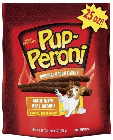 Pup-Peroni Original Bacon Flavor Dog Snacks