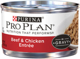 Purina Pro Plan Savor Adult Beef & Chicken in Gravy Entree Canned Cat Food