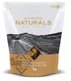 Diamond Naturals Adult Dog Biscuits with Peanut Butter Dog Treats