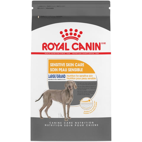 Royal Canin Adult Large Breed Sensitive Skin Care Dry Dog Food
