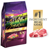 Zignature Limited Ingredient Diet Grain Free Goat Recipe Dry Dog Food