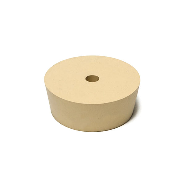 Drilled Rubber Stopper