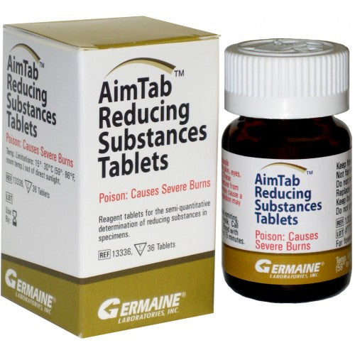 AimTab Reducing Substances Tablets