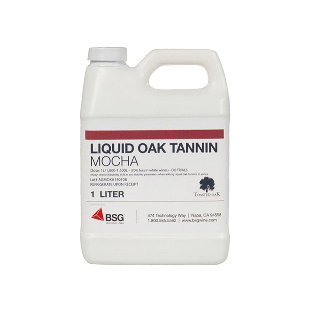 Liquid Oak Tannin Mocha