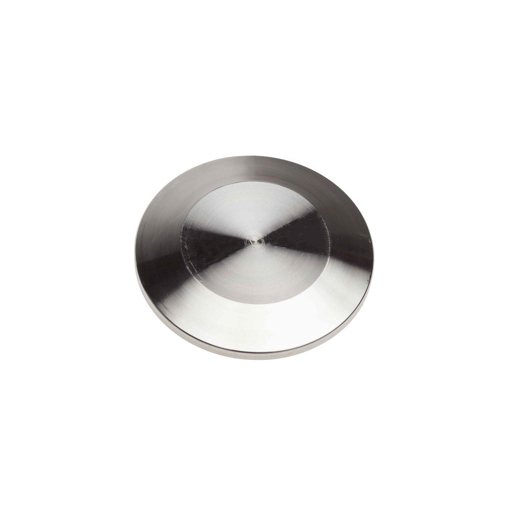 Tri-Clover Cap, Stainless Steel