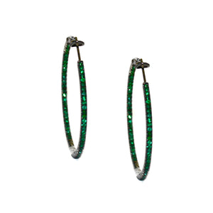 Mary 1.5mm Hoops
