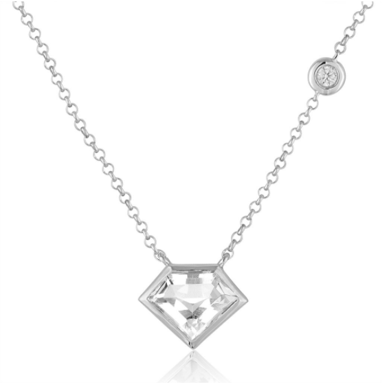 Super Mini Pendant with Flying Diamond