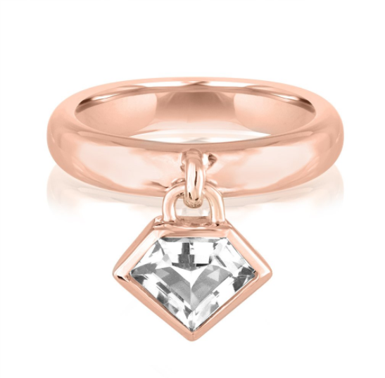 Super Polished Charm Ring