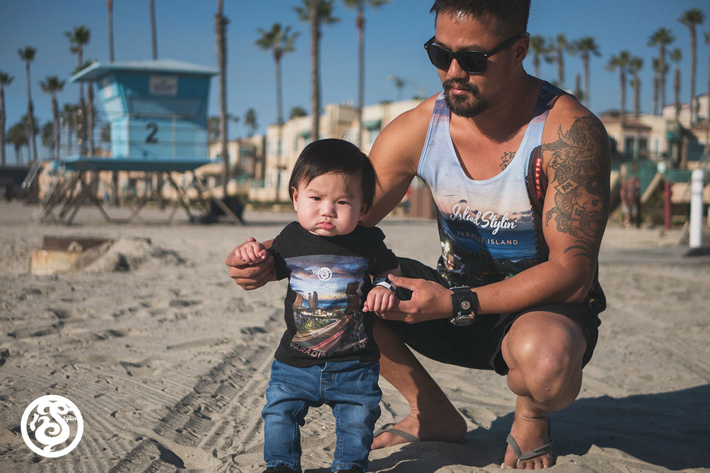 Jin Boy and Daddy Tumon T's | Island Stylin'
