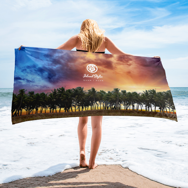Asan Beach Towel