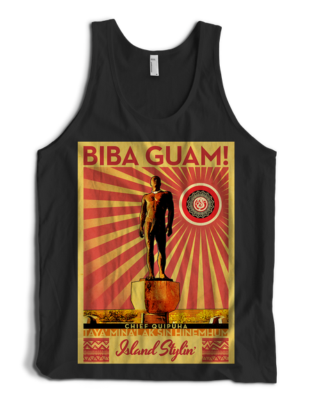 Hagåtña Chief Quipuha | Men's Tank Top