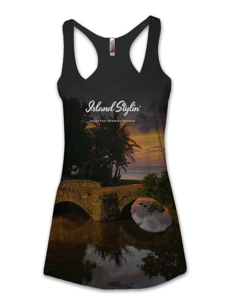 Spanish Bridge Agat | Women's Tank Top