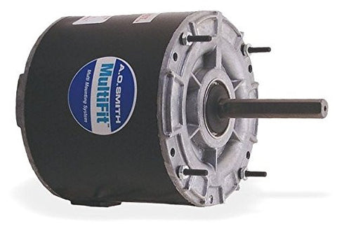 "Century 9724 Condenser Fan Motor 5"" Diameter Multifit 1/4, 1/5, 1/6 hp; 1625 RPM, 230 V - NY Fashion Center Fabrics"