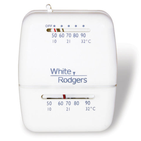 White-Rodgers 1C20-101 Mechanical Thermostat-Heat Only