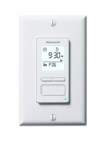 Honeywell Econoswitch RPLS740B 7-Day Solar Time Table Programmable Switch for Lights and Motors National Equipment Parts
