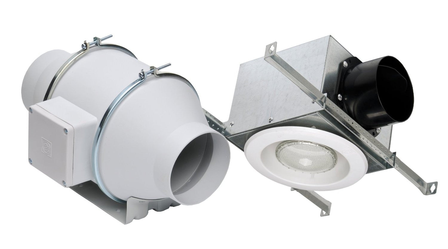 Inline Exhaust Fans Commercial : Soler palau kit td xl in line exhaust fan led lighted