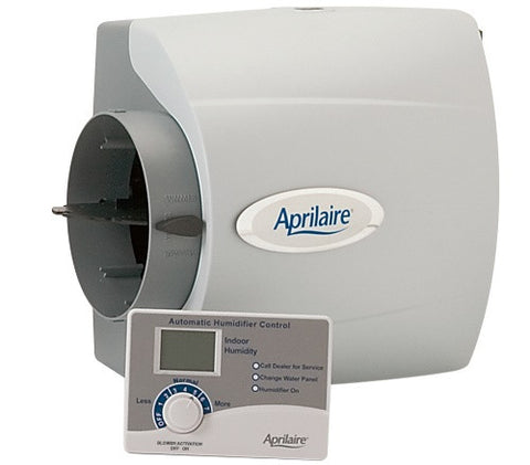 Aprilaire 400A Drainless Bypass Humidifier with Automatic Digital Control National Equipment Parts
