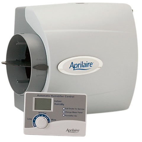 Aprilaire 600A Bypass Humidifier with Automatic Digital Control National Equipment Parts