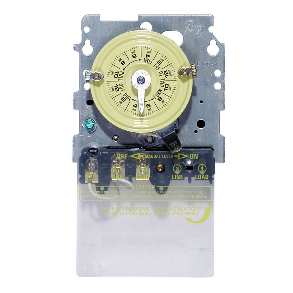 T103R Heavy Duty Mechanical Time Switch Intermatic