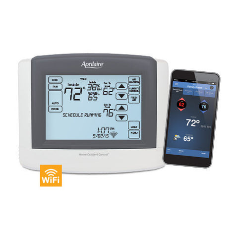Aprilaire 8910W WiFi Thermostat National Equipment Parts