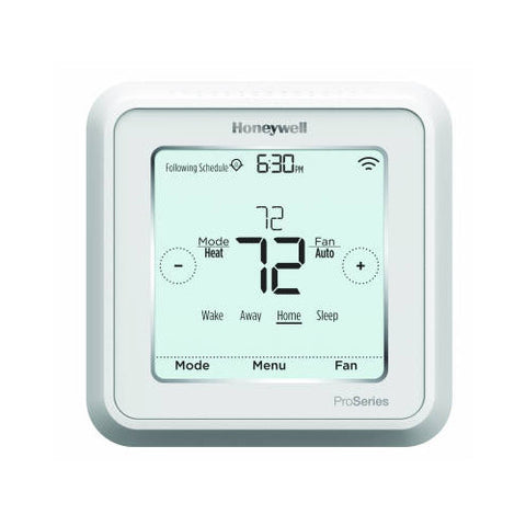 Honeywell TH6320WF2003 Lyric T6 Pro Wi-Fi Programmable Thermostat, 3H/2C