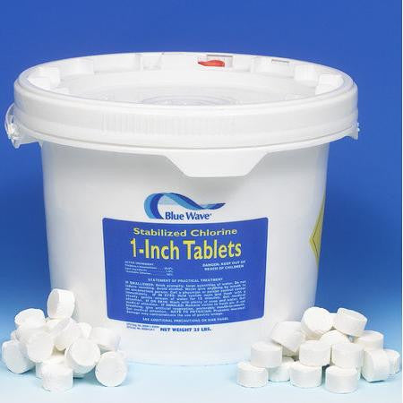 Pool 1 Chlorine Tablets 25 Lbs Amanaoemfurnacereplacement