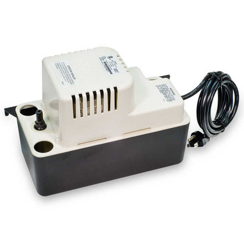 Little Giant VCMA-15ULS, 65 GPH Automatic Condensate Removal Pump National Equipment Parts