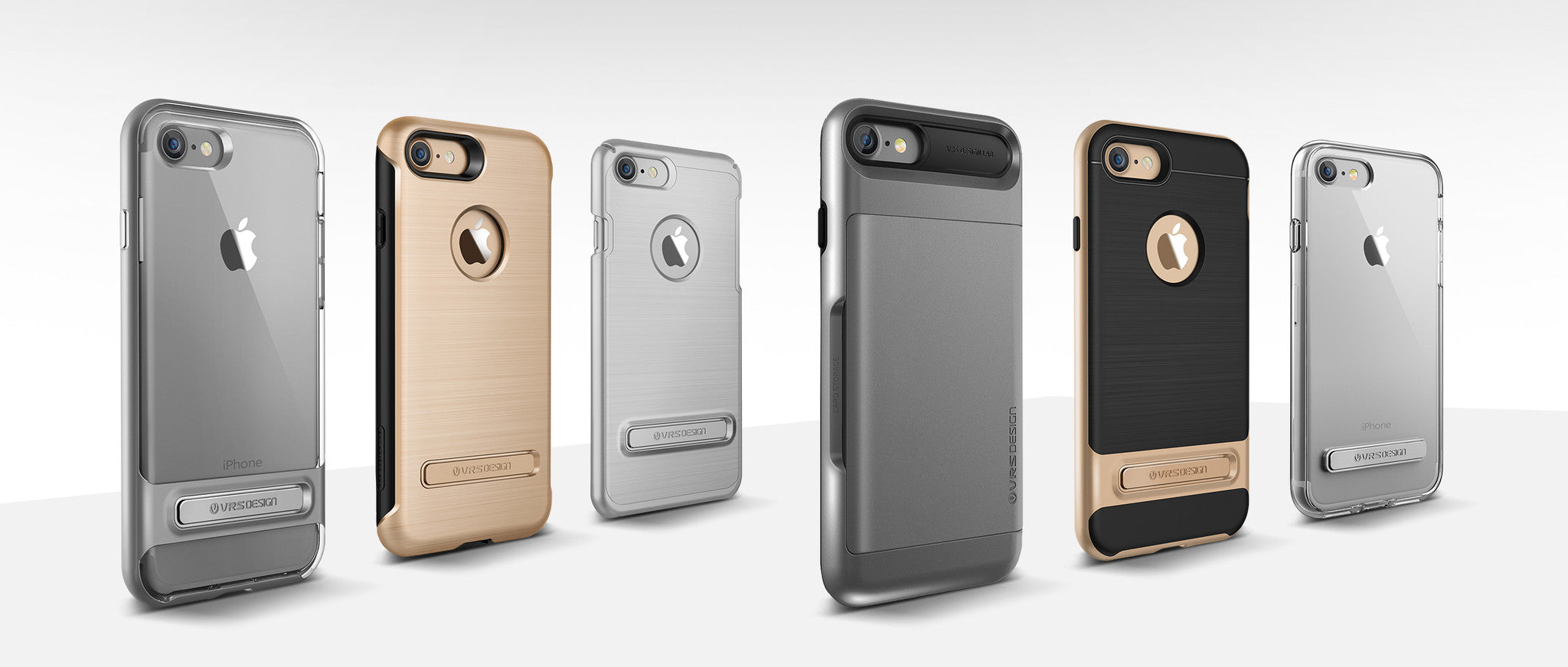 VRS Design debuts state-of-the-art case lineup for the iPhone 7