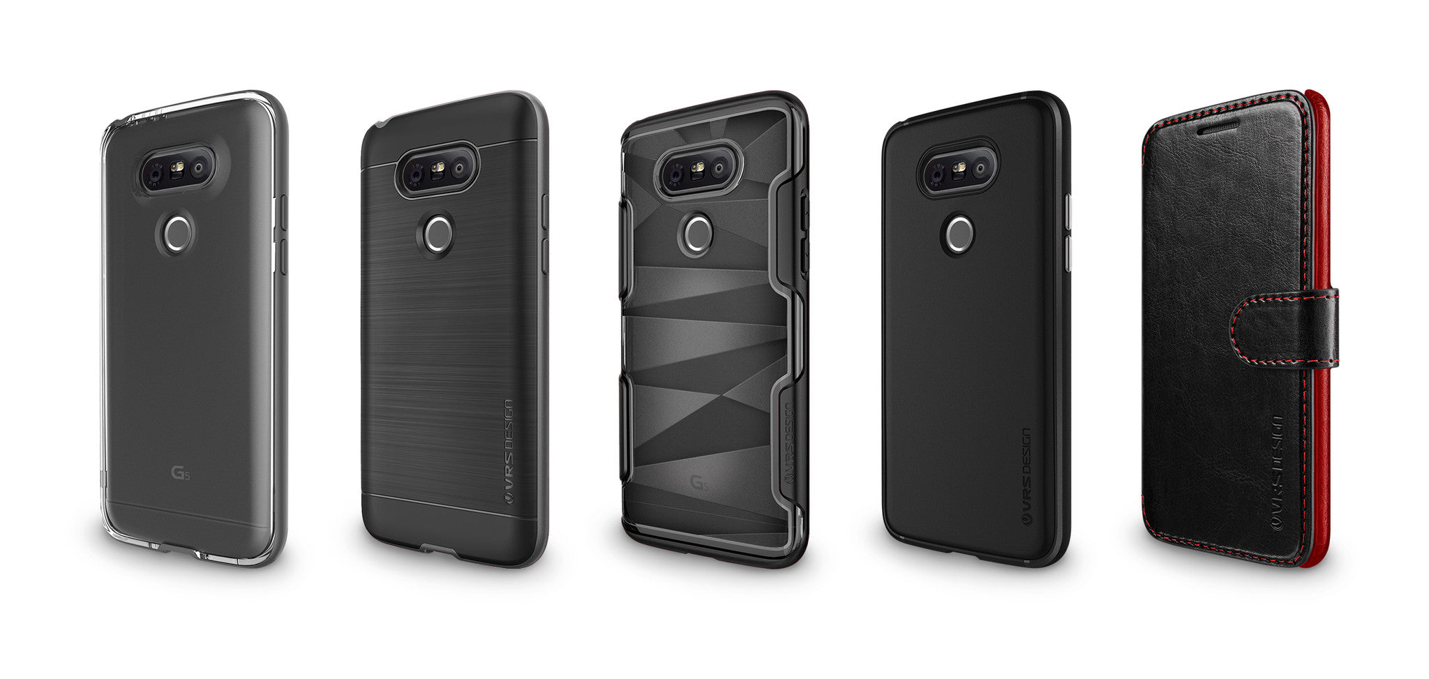 VRS Design Announces LG G5 Case Line-Up