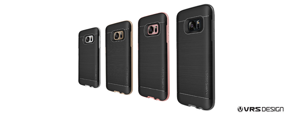 VRS Design Introduces High Pro Shield Series Case for Samsung Galaxy S7 and S7 Edge