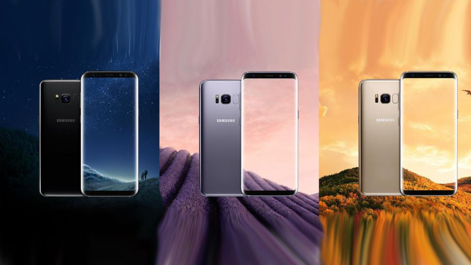 Leak: See the new Samsung Galaxy S8 & S8+ color options (Orchid Grey, yes please!)